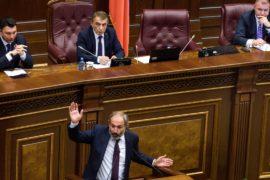 Пашиняна не избрали премьером: лидер оппозиции призвал к забастовке