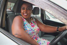 Кенийские таксистки захватывают мужской рынок