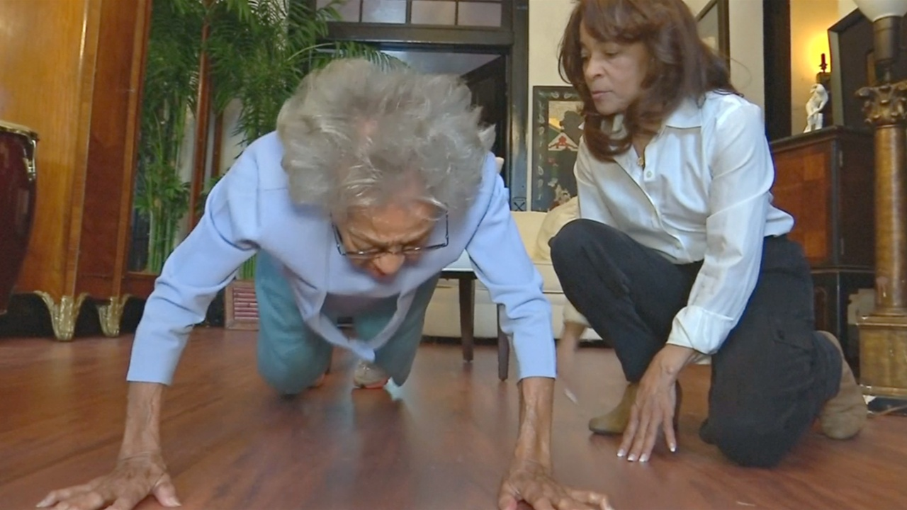 102-летняя Ида Килинг готовится к новым рекордам в беге