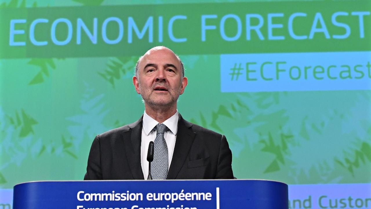 Темпы роста экономики еврозоны замедлятся в 2018 и 2019 годах