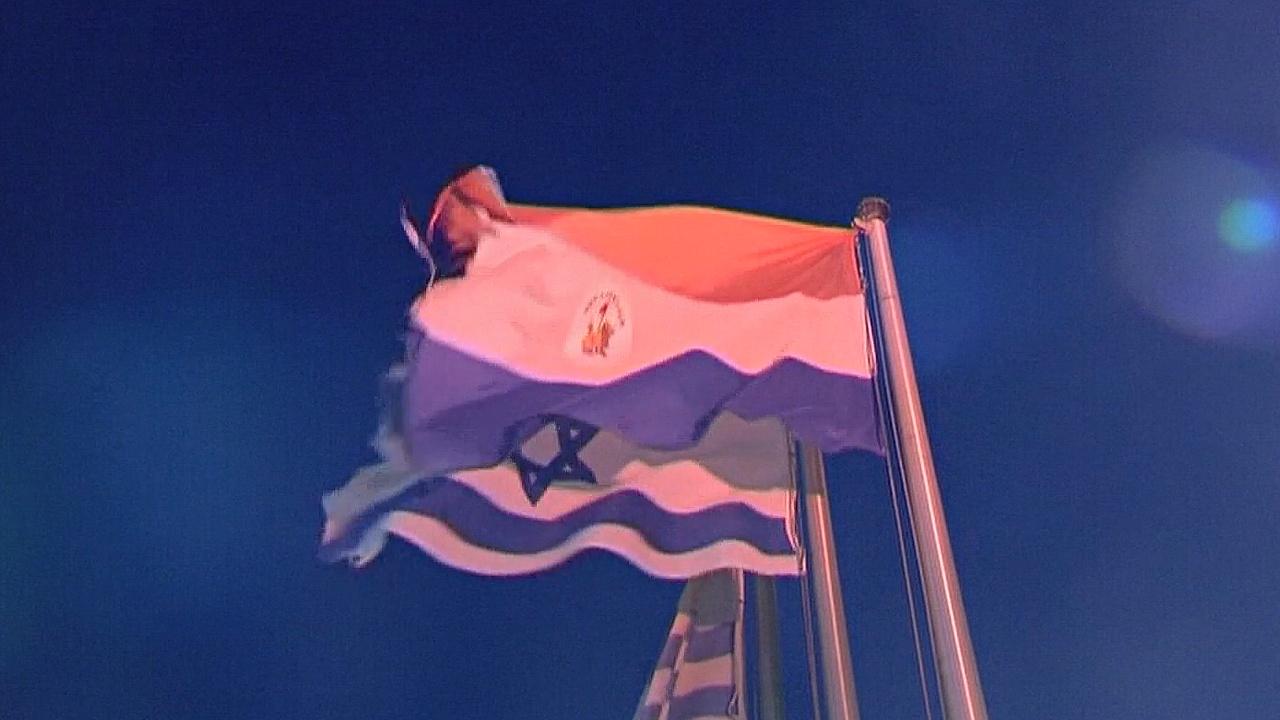 Парагвай перенесёт своё посольство из Тель-Авива в Иерусалим