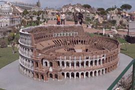 Где посмотреть на все достопримечательности Италии с высоты птичьего полёта?