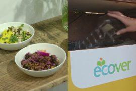 «Мусорное кафе»: пластик меняют на еду