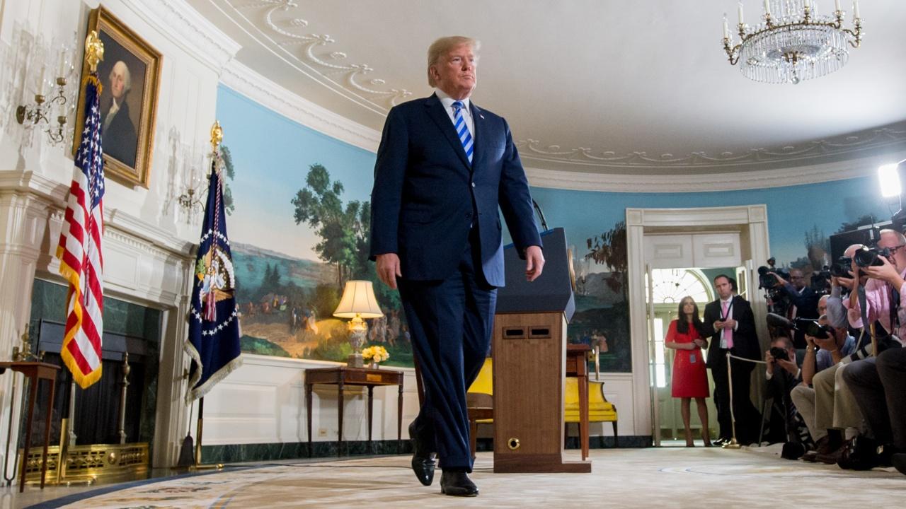 США выходят из соглашения с Ираном и возвращают санкции