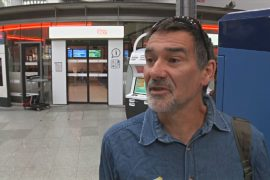 Французы — о забастовке железнодорожников: «Нам нужно перестать покупать билеты»