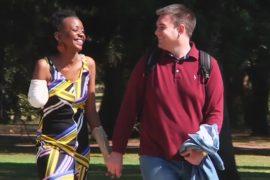 Зимбабвийка вышла замуж через пять дней после нападения крокодила