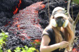На Гавайях продолжают эвакуировать жителей из-за извержения Килауэа