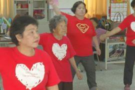 Бабушки и дедушки стали звёздами хип-хопа на Тайване