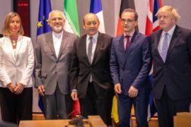 ЕС и Иран спасают ядерное соглашение