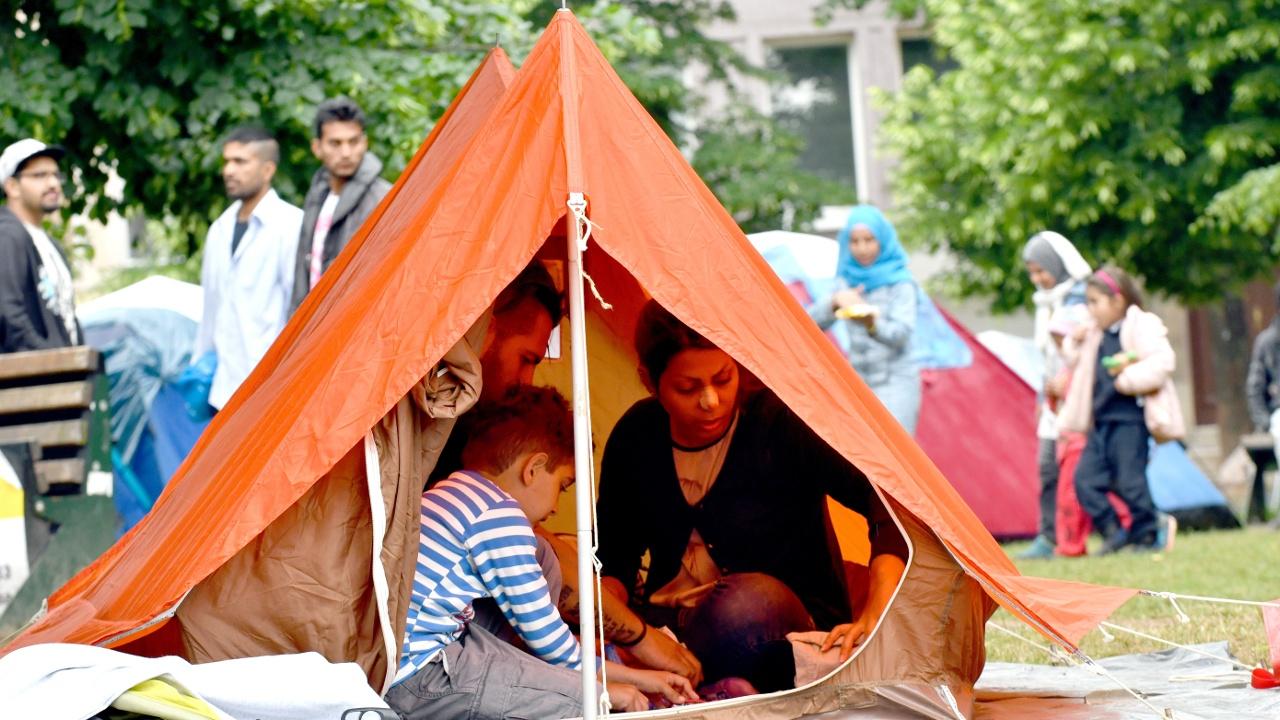 Босния не справляется с наплывом нелегальных мигрантов
