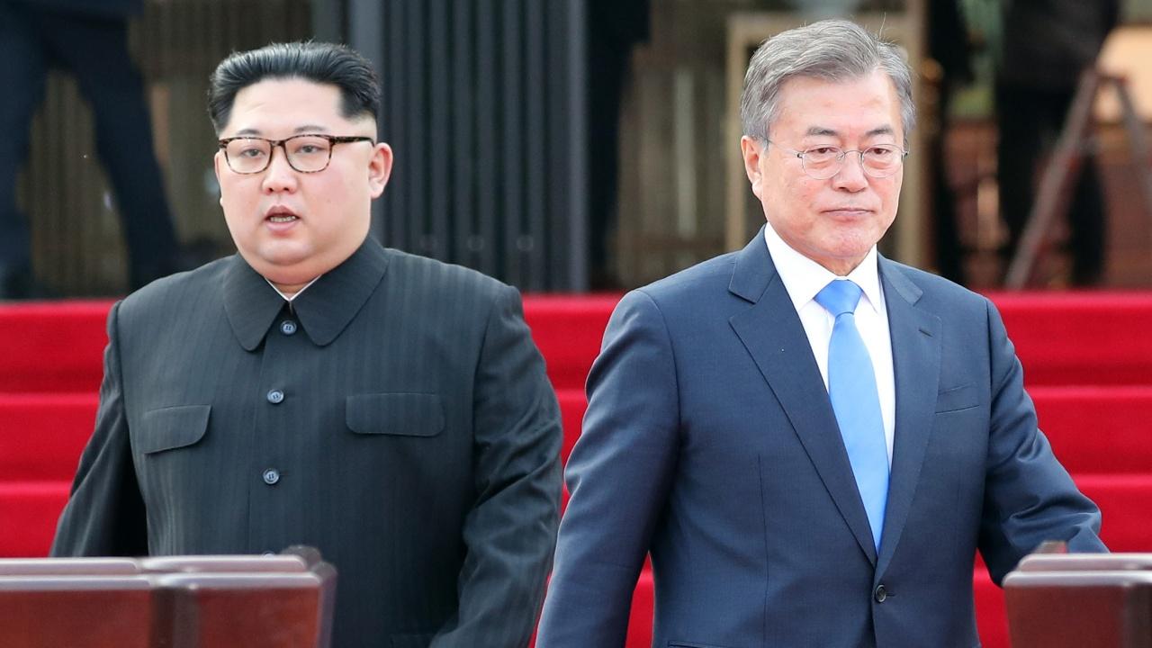 КНДР приостановила переговоры с Сеулом из-за военных учений
