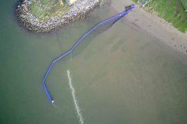 «Воздушные барьеры» помогут защитить океаны от пластика
