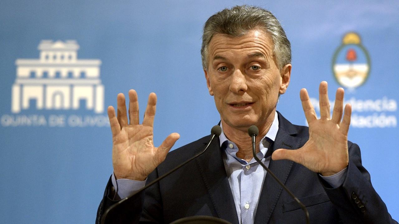 Президент Аргентины: «Переживания вокруг обменного курса уже позади»
