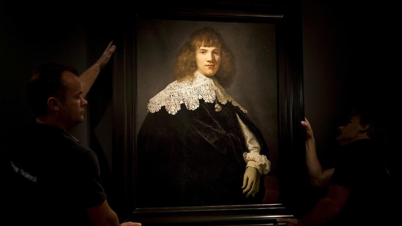 Ранее неизвестную картину Рембрандта выставят в музее Амстердама