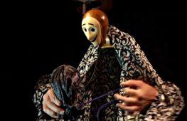 Испанский город Редондела превратился в кукольный театр