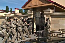 ИГИЛ взяло ответственность за нападение на церковь в Чечне