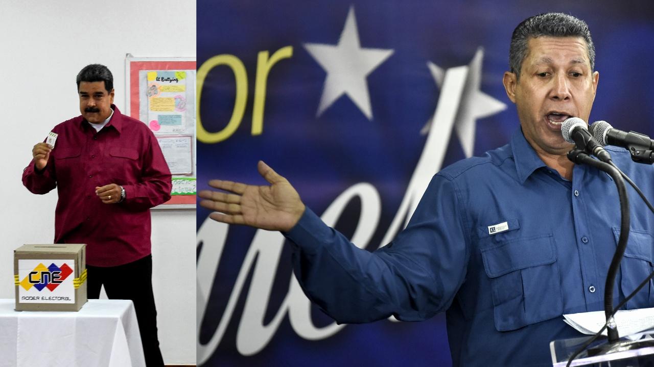 Оппозиция Венесуэлы назвала президентские выборы «фарсом»