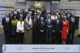 Встреча глав МИД «Большой двадцатки»: торговые споры и выборы в Венесуэле