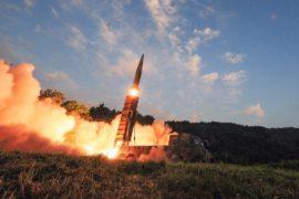 КНДР утвердила список южнокорейских журналистов, которые посетят полигон Пунгери