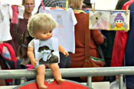 В Бельгии протестуют против убийства девочки-мигрантки полицией
