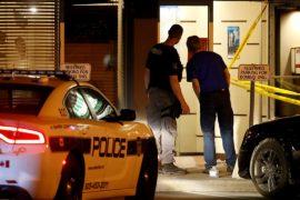 В ресторане в Канаде двое неизвестных взорвали бомбу
