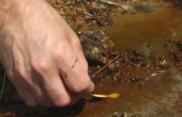 Была ли жизнь на Марсе, помогут определить кислотные ручьи