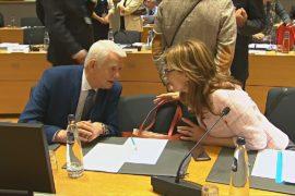 Министры ЕС обсудили, как сохранить ядерный договор с Ираном