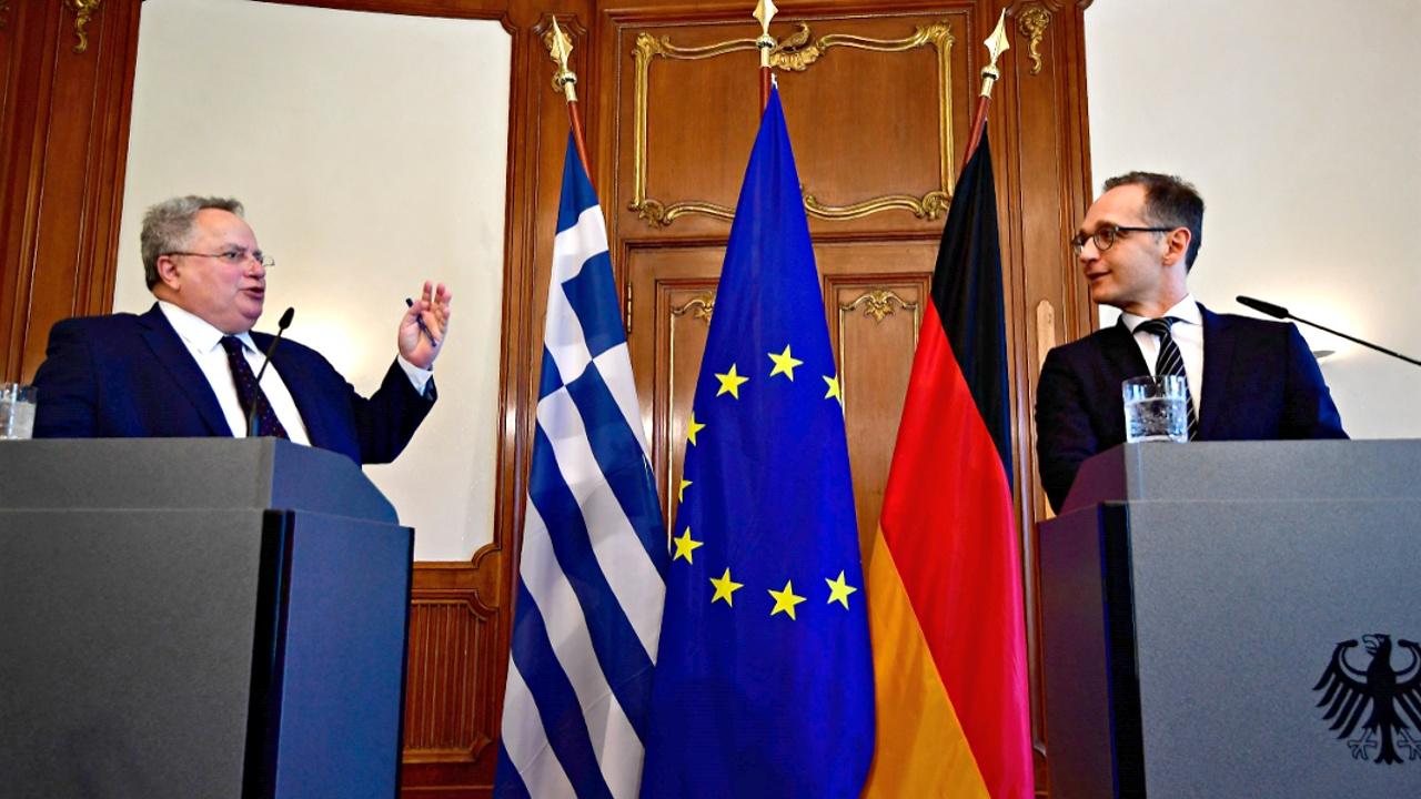 Греция опасается за свою экономику на фоне кризиса в Италии