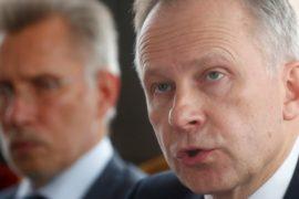 ЕЦБ просит Европейский суд частично вернуть полномочия главы Банка Латвии