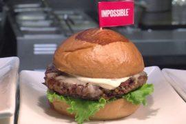 «Мясные» гамбургеры без мяса: новый тренд в США