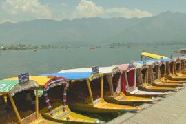Индийцы устремились в горы, чтобы спастись от жары