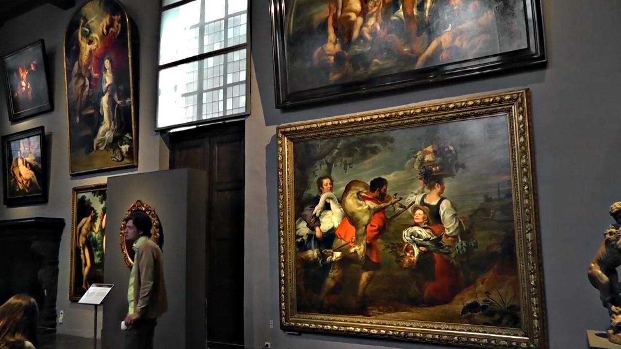 Фестиваль в честь наследия Рубенса начался в Антверпене