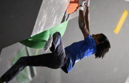 В Японии «отрепетировали» дебют скалолазания на Олимпийских играх