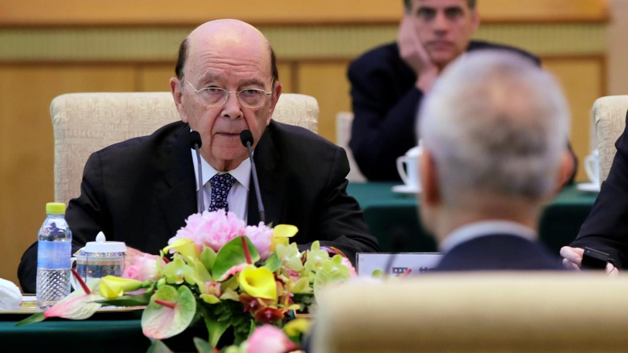 Торговые переговоры США-Китай завершились без совместного заявления
