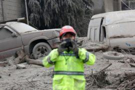 Число жертв извержения Фуэго возросло до 62