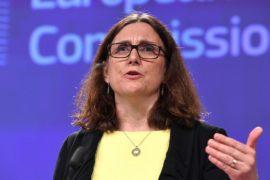 Еврокомиссар по торговле: «Жалоба в ВТО на пошлины США – не зеркальные меры»