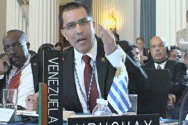 ОАГ намерена приостановить членство Венесуэлы из-за переизбрания Мадуро