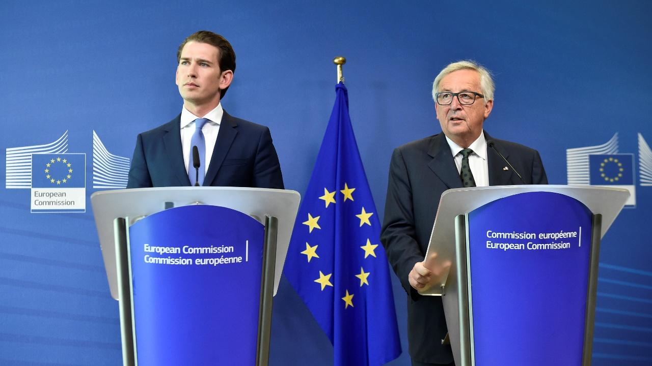 Страны ЕС хотят создать лагерь для мигрантов за пределами блока