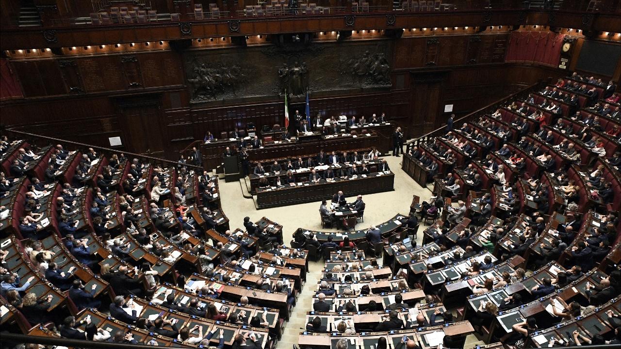 Парламент Италии проголосовал за новое правительство Джузеппе Конте