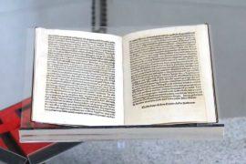 Украденная копия письма Колумба возвращается в Испанию