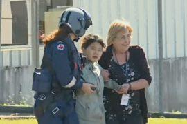 Туристку нашли живой в австралийской пустыне через 6 дней после пропажи