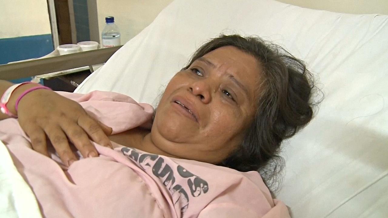 Выжившая во время извержения Фуэго: «Я думала, это конец Света»