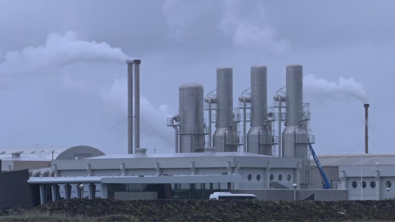 СО2 из атмосферы извлекают с помощью огромных вентиляторов
