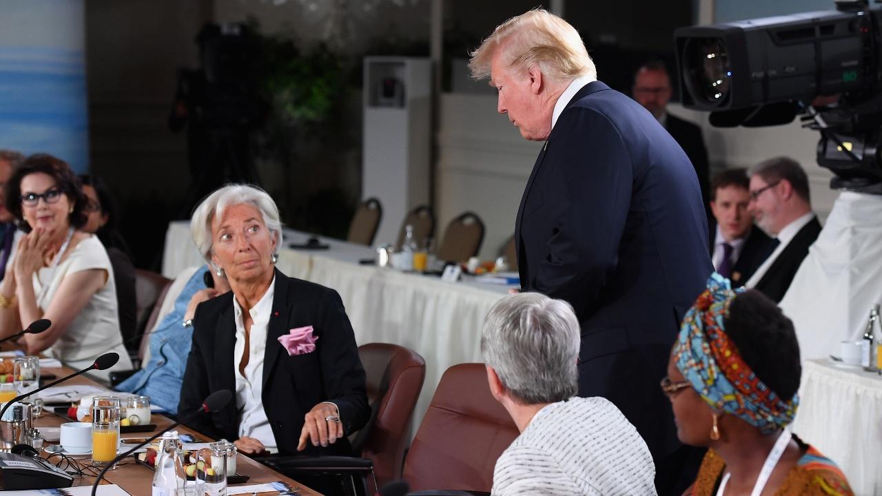 США не подписали совместное коммюнике саммита «Большой семёрки»
