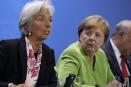 Директор-распорядитель МВФ: «Тучи над глобальной экономикой сгущаются»