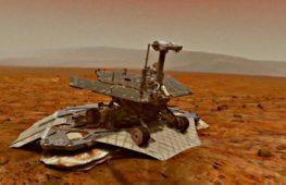 НАСА отмечает 15 лет с запуска первых марсоходов