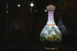 Китайскую вазу, найденную в обувной коробке, продали за 16 млн евро