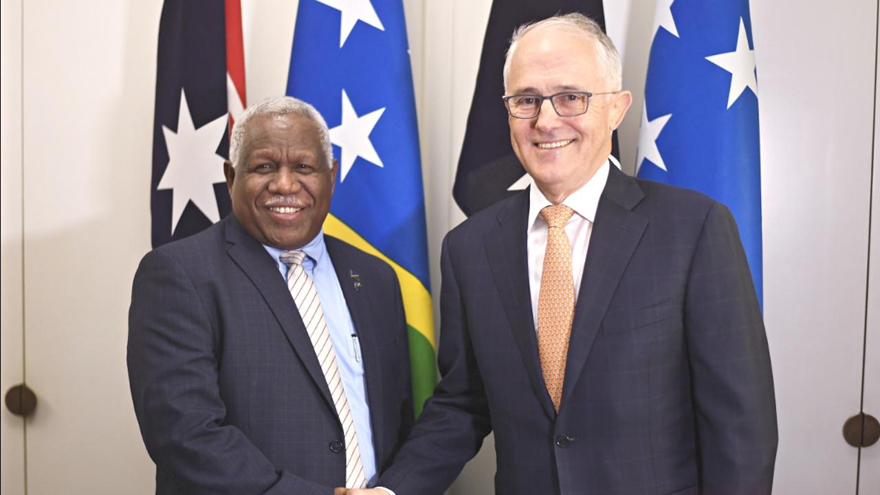 Австралия не позволила Китаю провести Интернет на Соломоновы острова