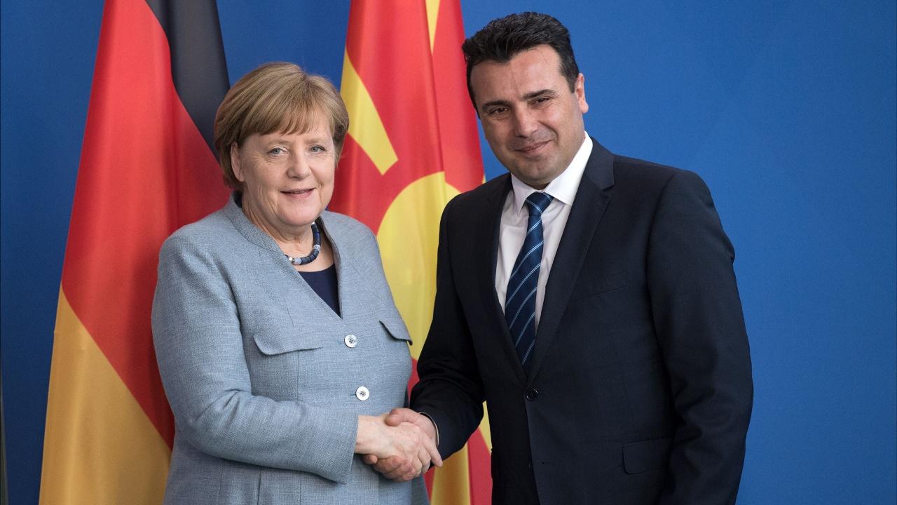 Германия поддержала Македонию после соглашения о переименовании