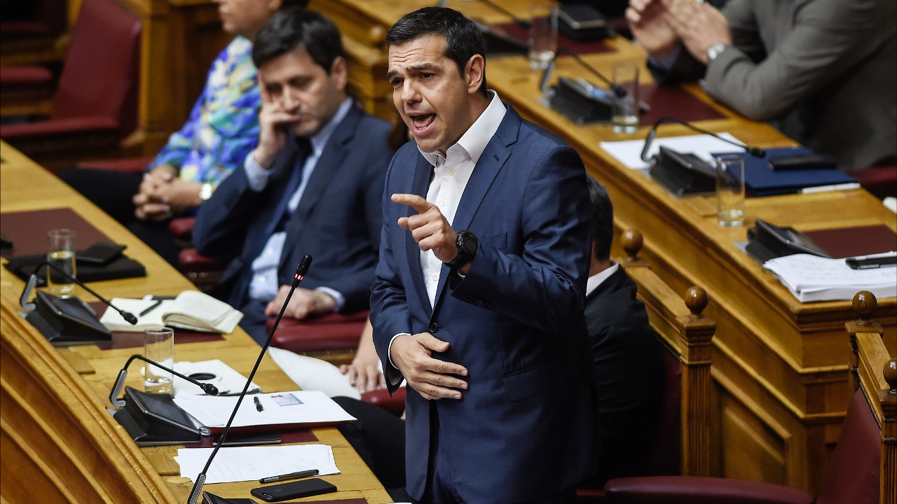 В Греции приняли очередные меры строгой экономии